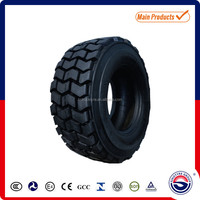 12x16.5 hot sale skid steer loader forklift solid rubber bobcat tire for sale