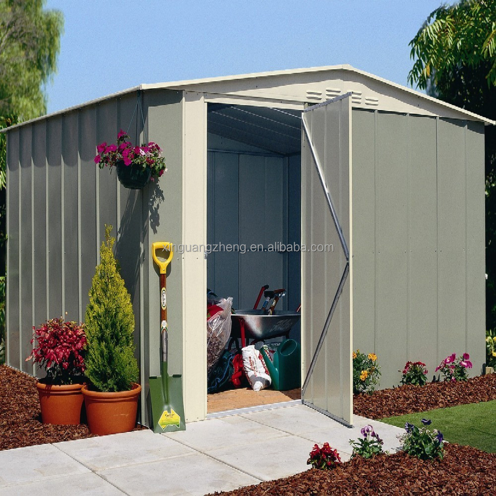 metal shed sale for garden storage
