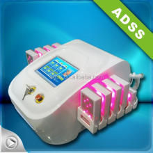 ADSS Weight loss Cavitation+tripolar RF+laser machine