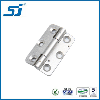 Wiredrawing stainless steel electrical panel door hinge
