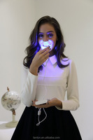 CE approval teeth whitening LED mouthpiece light , advanced teeth whitening accelerator