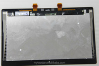 For Microsoft Surface RT 2 Rt2(1572) 2nd LCD display Touch Screen Digitizer Glass Assembly tablet pc , Black Free shipping