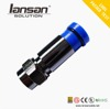 Best Price SC Adapter Lc-Sc Simplex Fibre Optical Adapter/SC Optical Fiber Adapter From Shenzhen Factory