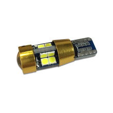 Car Dashboard Light DC 12V White Yellow Blue Auto Parking Flashing Light Canbus T10 W5W LED Bulb