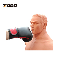 Professional Kickboxing Bag Free Standing Punching Man Boxing Punching Dummy