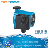 DEGEE PUMP DG25-60 130 Hot Water Circulation water Pump water heater booster pump