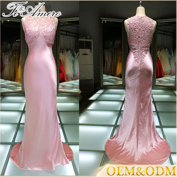 popular special occasions prom dresses New design ladies long evening party wear gown hot sale prom dress long