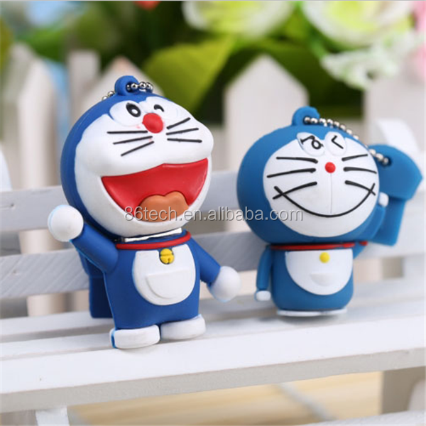customized various mini cartoon animals shape usb flash drive usb thumb drives with real capacity