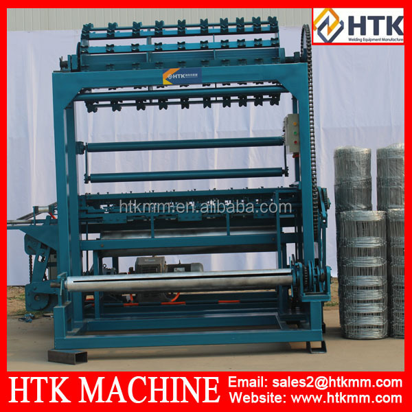 China Manufacturer Automatic Hog Wire Fence Equipment