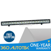 C ree Single Row Led Light Bar 90w 29.5 inchFor Heavy Duty Machines,Boat,Truck,Jeep,Suv,Atv,Motorcycle