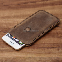 Handmade Band new arrival genuine leather mobile phone case