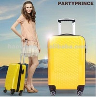 2013 new design style lady ABS travel trolley luggage