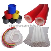 ISO Certificated Silicone tubing manufacturer, SAE J20 Silicone Hose
