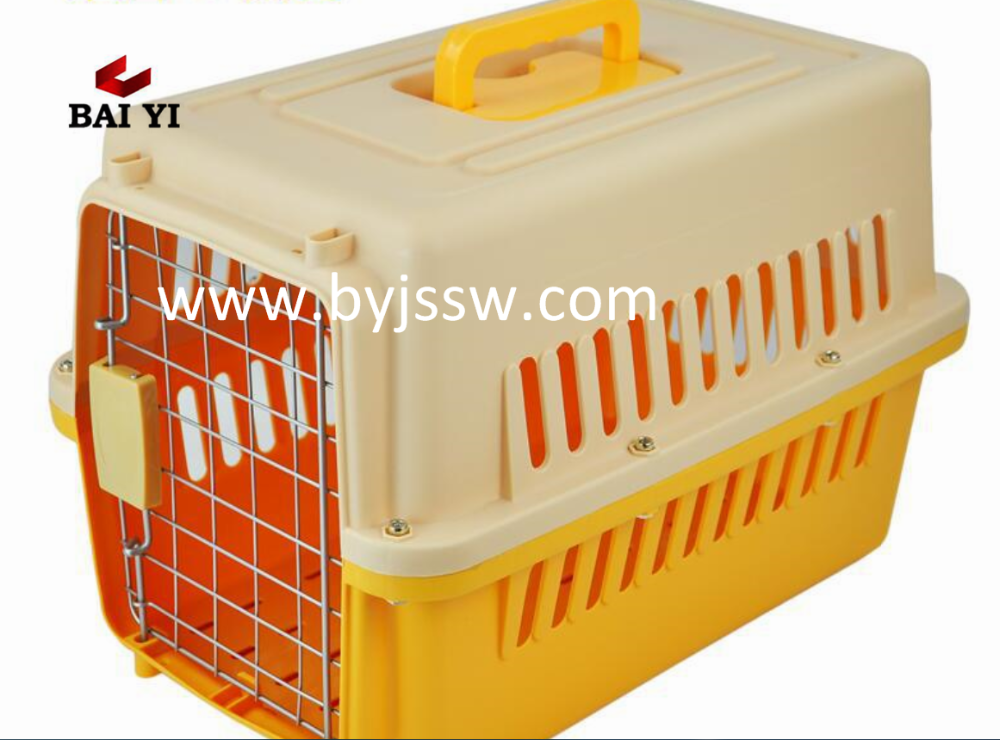 Plastic Pet Aviation Box / Carrier/ Cage/ Case (Wholesale Price)