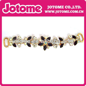 Wholesale Decoration Crystal bikini Rhinestone Connector