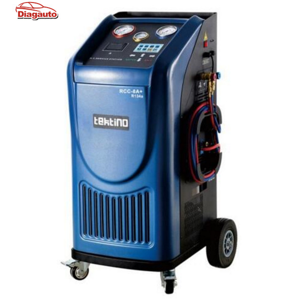 110V/220V Auto A/C Automotive Air Conditional Recovery Recharge Machine Car tools RCC-8A <strong>R134a</strong>