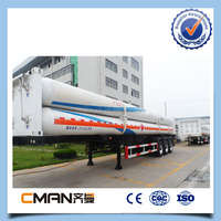 22m3 Cng Tube Trailer With Mature