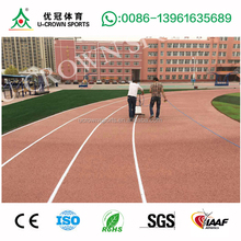 running track paint with breathable running track from manufacturer