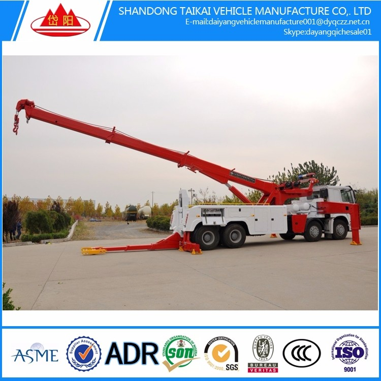 China 8*4 12 wheeler howo recovery <strong>trucks</strong> for sale 4x2 emergency <strong>truck</strong> wrecker rotator tow <strong>trucks</strong>/howo
