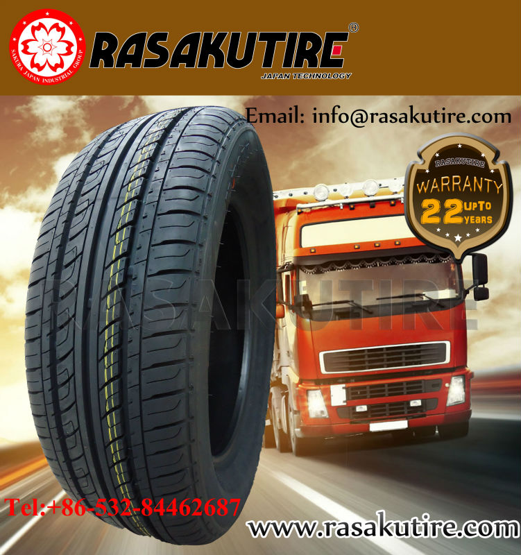 RASAKUTIRE japan technology top quality germany equipment 165/65R14 165/65-14 used CAR tires for sale wholesale