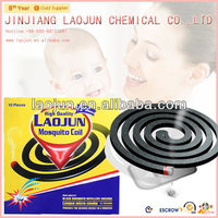 Black insecticide repellent coil ,130mm micro smoke harmless insecticide mosquito coils