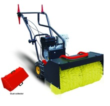 72 inch powered lawn sweeper bobcat sweeper brush