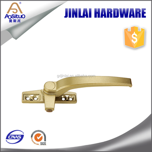 Popular High Quality Aluminium Casement window lock Handles