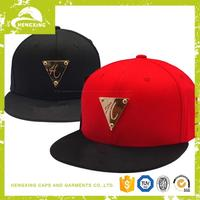 Brand new custom embroidered chinese character snapback hats with high quality