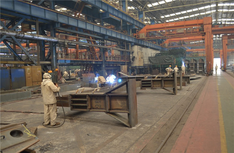 Large Metal Works Engineering And Fabrication