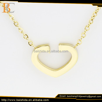 statement necklace party gift anniversary jewelry fashionable stainless steel pendant