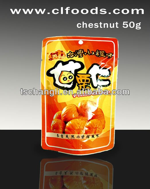 organc roasted peeled dried chestnuts