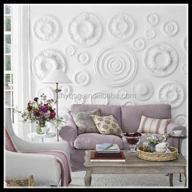 Sculptures antiques et pl tre d coratif plaques pl tre - Revestimiento de pared adhesivo ...