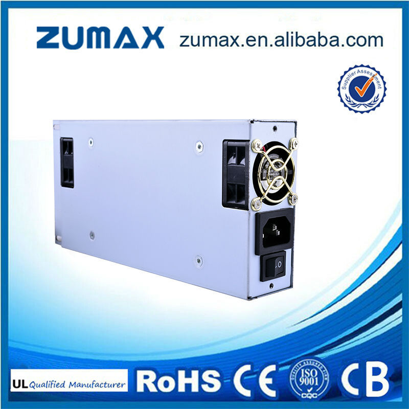 85 Plus 1U 450W switching power supply 12v dc power supplier