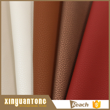 2017 Embossed PVC Artificial Sofa Rexine Leather