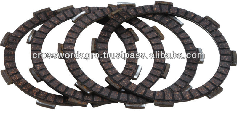 CLUTCH PLATES FOR MOTORCYCLE
