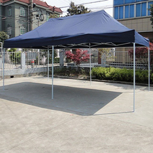 3x6 pop up large luxury waterproof canvas gazebo tent canopy