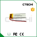 Automobile Data Recorder LIPO 501240 200mAh 3.7V