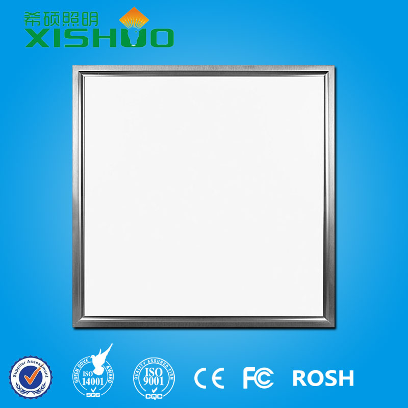 2016 UL DLC certificated high quality 36w led 600x600 ceiling panel light led panel light square warranty 3 years