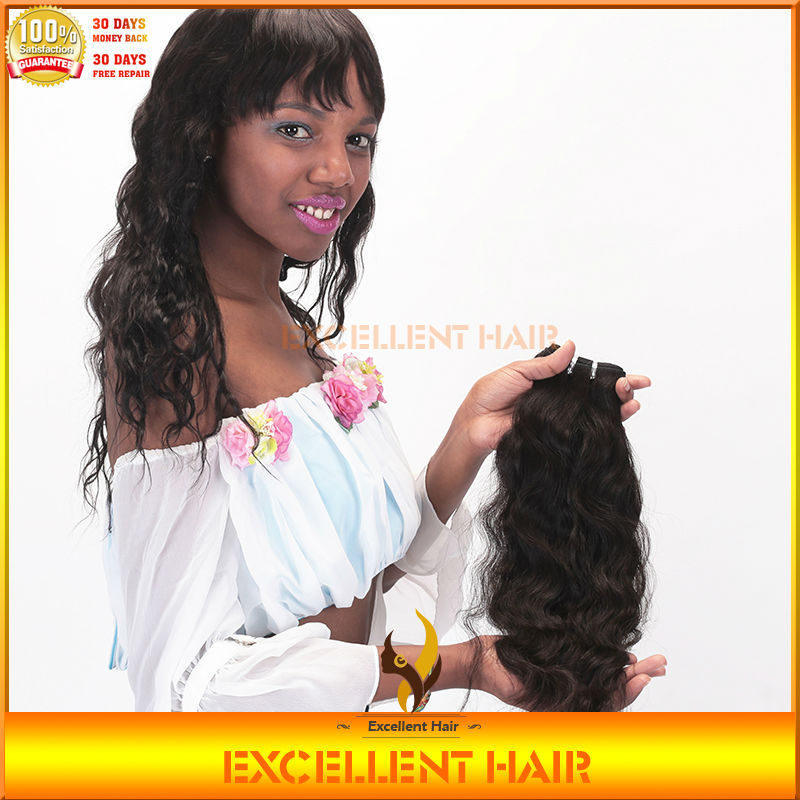 AliExpress Virgin Brazilian Loose Wave Hair Extension 6A Unprocessed Remy Human Hair Weave 8-30 inch in Stock