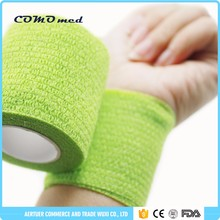 Medical Waterproof Surgical Breathable Elastic Cohesive Bandage