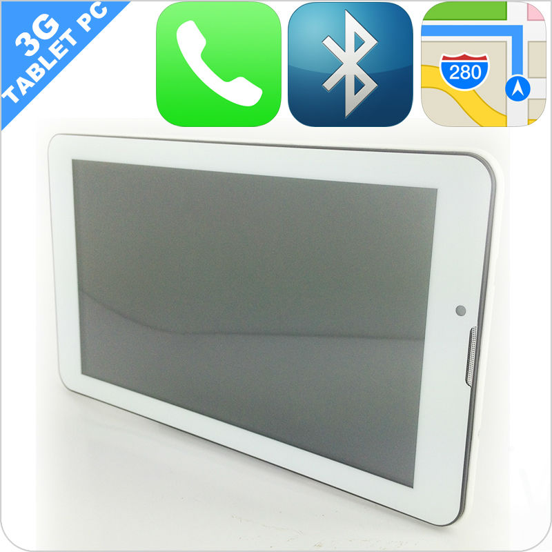 2014-NEW 7 inch OEM 3G Phone Call and GPS 7 inch cheapest branded tablets
