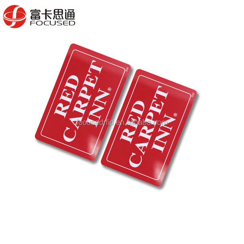 0.8mm rfid PVC EM4100 LF 125KHz Proximity Smart RFID card reader & writer