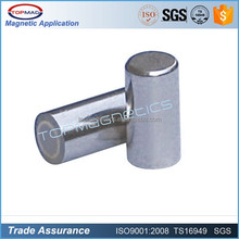 Big block D25x50mm zinc coated cylinder neodymium magnet