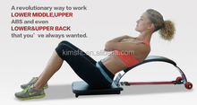 total core ab machine exercise fitness