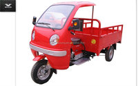 Ice-cream 175cc Cargo Tricycles Taxi (Model: HY175ZH-2G)