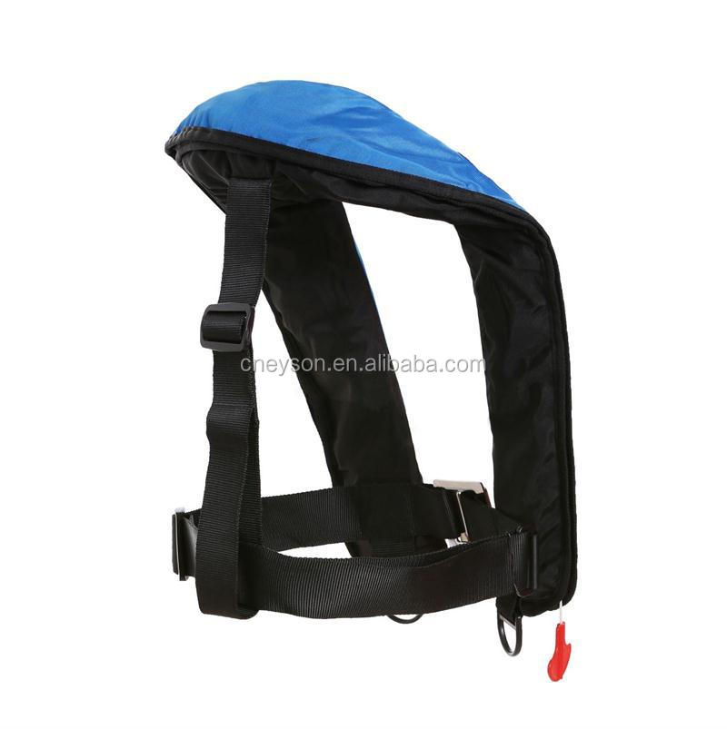 portable kayak inflatable neck life jacket
