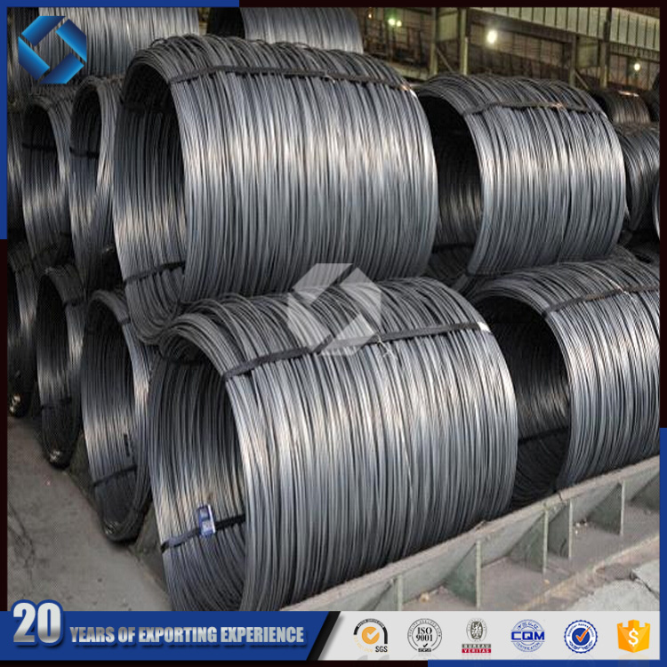 8mm SAE 1008 Coils Steel Wire Rod 5.5mm 6 mm