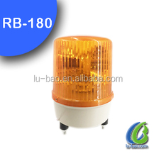 12v 24v led rotating beacon light LB-180