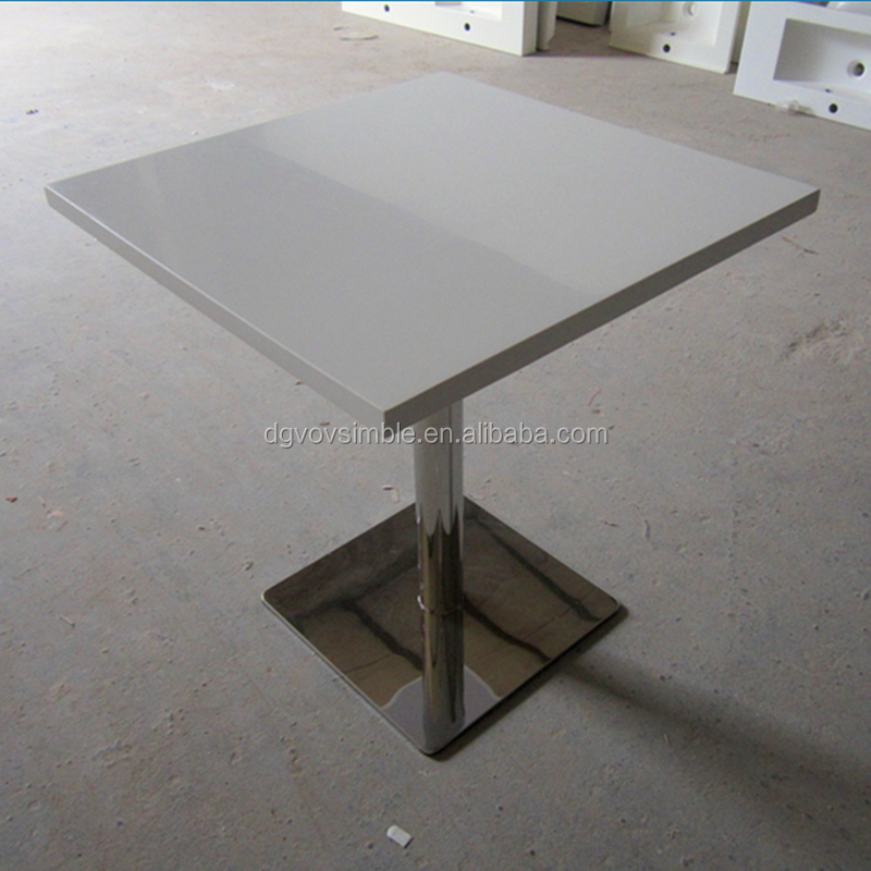 stone dining table solid surface table top buy solid surface table