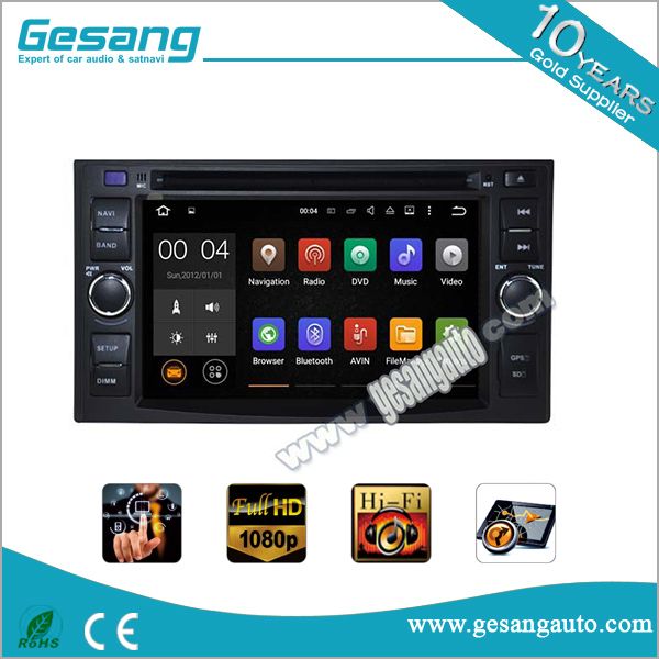 car entertainment system car dvd player and gps navigation for KIA CERATO with BT 3g Wifi